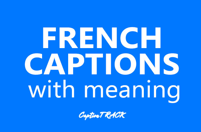 French Instagram Captions Which You Can Use in Your Photos & BIO