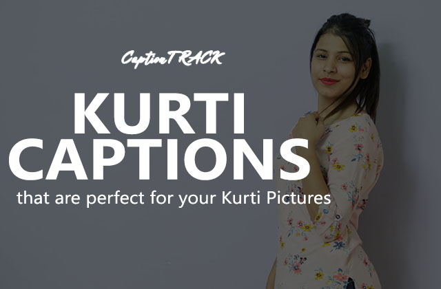 Kurti Captions That Are Perfect For Your New Kurti